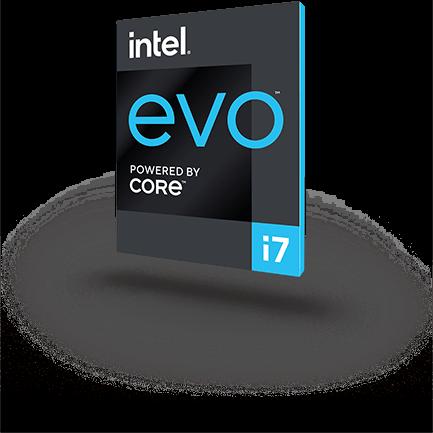 ตราสัญลักษณ์โปรเซสเซอร์ Intel EVO