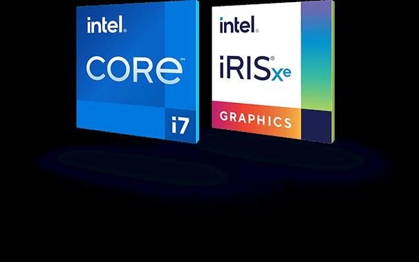 ตราสัญลักษณ์ Intel Core