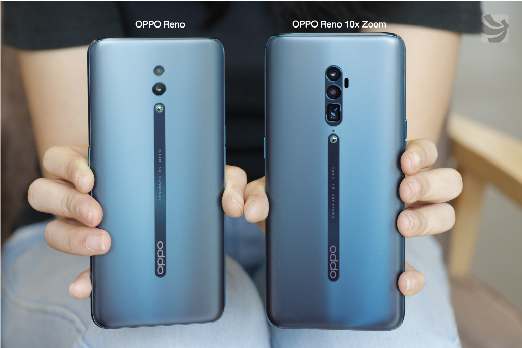 Oppo Reno 10x Zoom: Design and Features