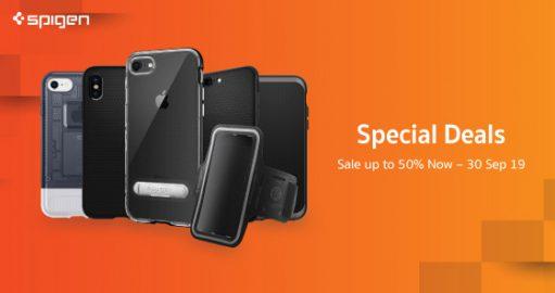 Spigen Special Deal Sep 19