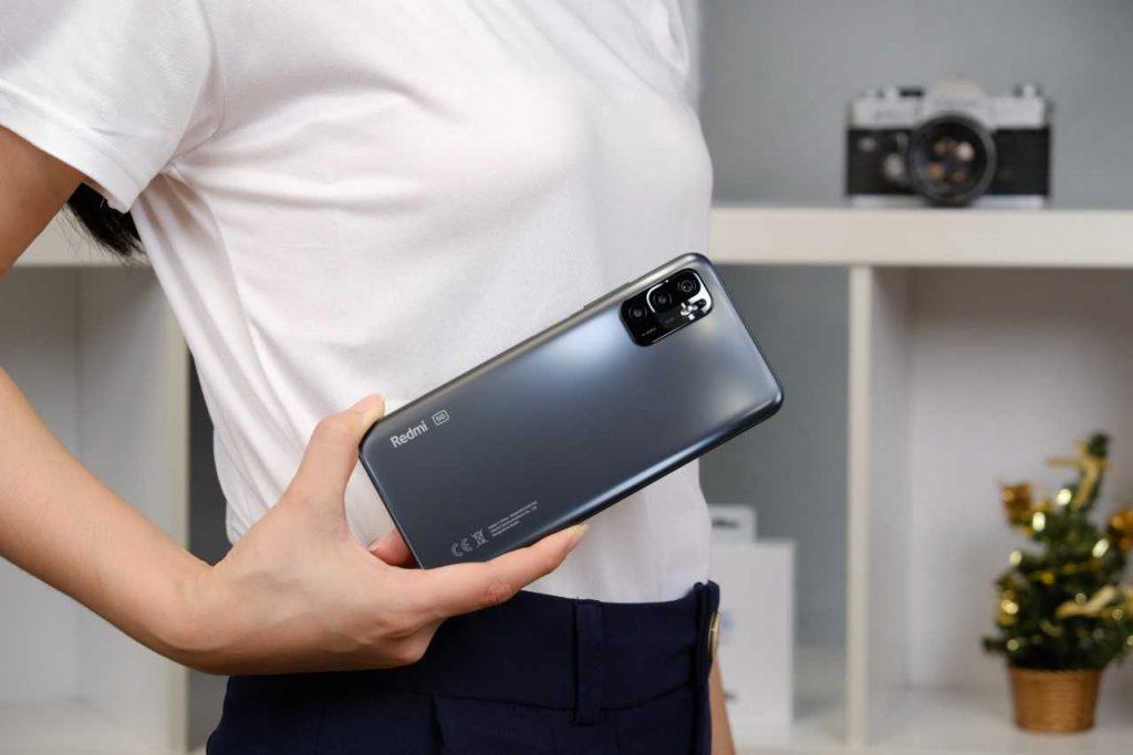 มือถือ 5g ปี 2021 Xiaomi Redmi Note 10 5G