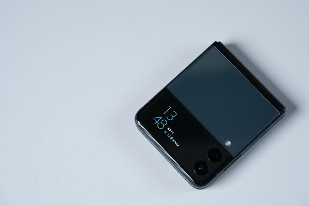 SAMSUNG Galaxy Z Flip 3 - Galaxy Z Fold3