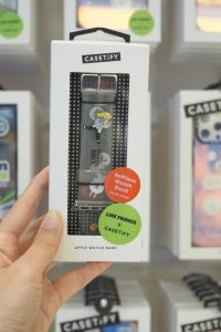 LINE FRIENDS X CASETiFY Special Edition only at Bb BEYOND D-Box - Apple Watch Band