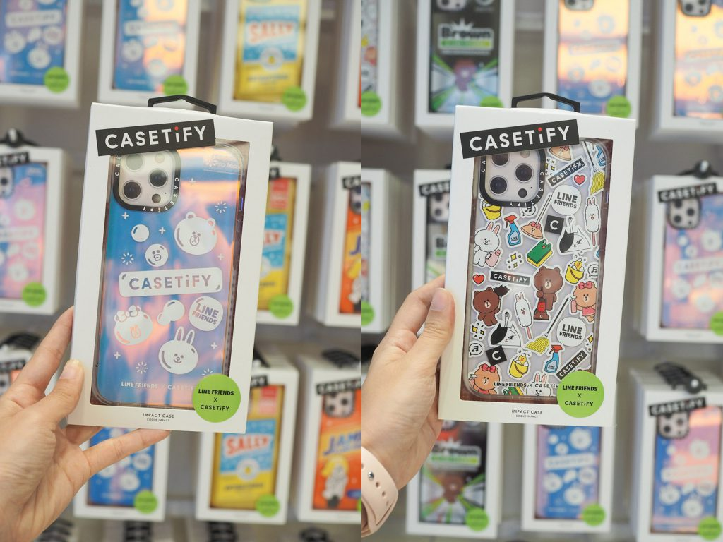 LINE FRIENDS X CASETiFY Special Edition only at Bb BEYOND D-Box - iPhone 12 Series Case
